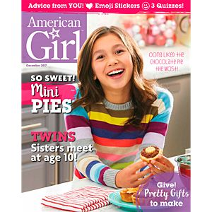 American Girl magazine: November/December Single Issue