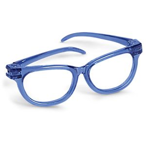 Dark-Blue Glasses