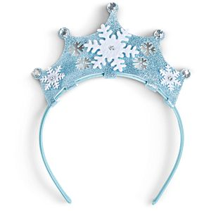 Winter Wishes Tiara for Girls