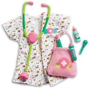 Woodland Animal Vet Set