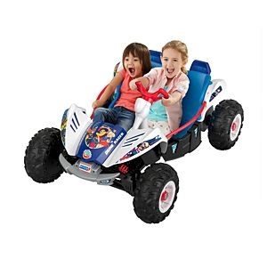 Power Wheels® DC Super Hero Girls™ Dune Racer