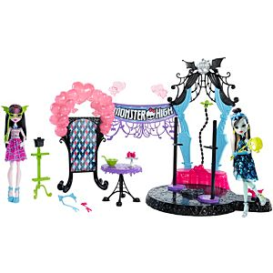 SPECIAL OFFER! Ultimate Monster High® Dance the Fright Away™ Gift Set