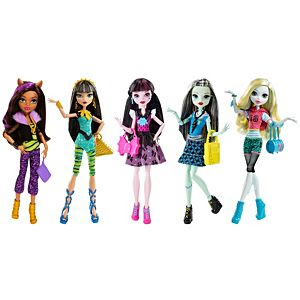 Monster High® Best Ghoulfriends Collection 5-Pack