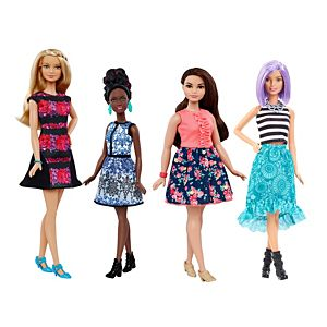 Barbie®Fashionistas&® Bright 'N' Bold Doll Set