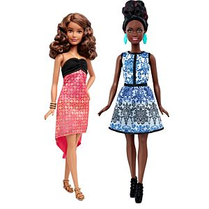 Barbie® Fashionistas® Petite Doll 2-Pack Gift Set