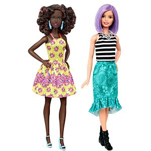 Barbie® Fashionistas® Original Doll 2-Pack Gift Set