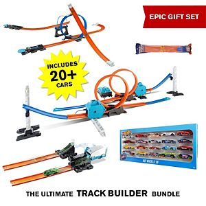 Hot Wheels® Track Builder Gift Set