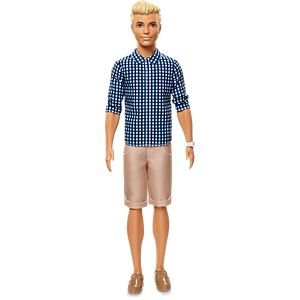 Ken® Fashionistas® Doll 7 Preppy Check - Original