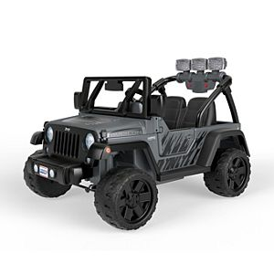 Power Wheels® Jeep® Wrangler Rubicon Recon