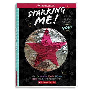 Starring Me! Journal