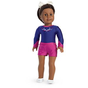 Gymnastics Outfit for 18-inch Dolls