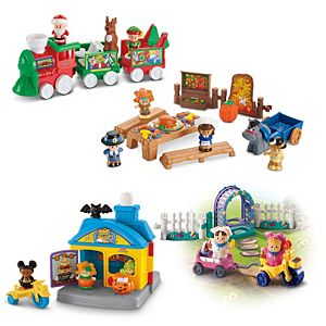 Little People® Holiday Gift Set