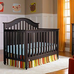 Kingsport Convertible Crib with Just the Right Height™