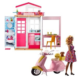 Barbie® On-the-Go Play Kit
