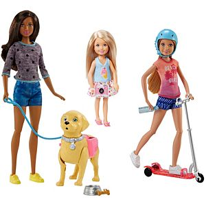 Barbie® Dog Park Play Kit