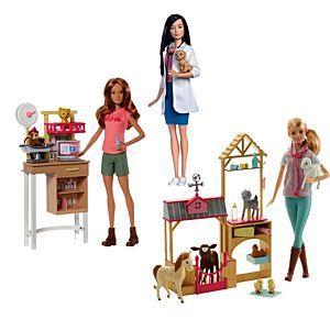 Barbie® Pet Vet Play Kit