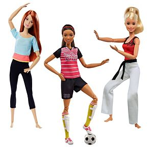 Barbie® Made to Move™ Play Kit