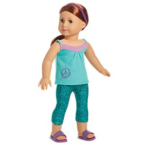 Go with the Flow Outfit for 18-inch Dolls