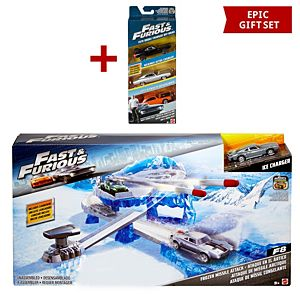Fast & Furious™ Frozen Missile Attack Gift Set