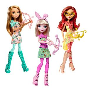 Ever After High® Archery Club Dolls Gift Set