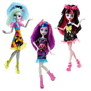 Monster High® Electrified Hair-Raising Ghouls™ Dolls Gift Set