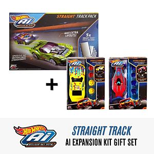 Hot Wheels® Ai Expansion Kit Gift Set - Straight Track