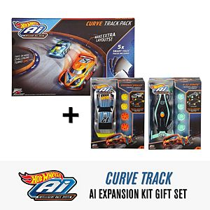 Hot Wheels® Ai Expansion Kit Gift Set - Curve Track