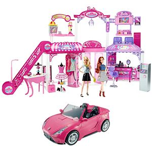 Barbie® Shopping Spree Gift Set