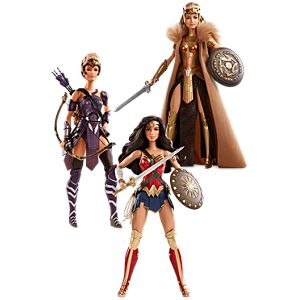 WONDER WOMAN&#8482; Barbie&#174; Gift Set<br/>