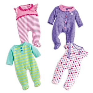 Sleeper for Bitty Baby Dolls