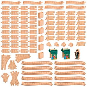 Thomas & Friends™ Wooden Railway 100 Piece Track Set
