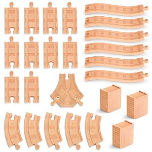 Thomas & Friends™ Wooden Railway 25 Piece Track Set