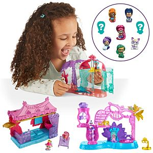 Shimmer and Shine™ Teenie Genies™ Floating Genie Palace & Carrying Case Gift Set