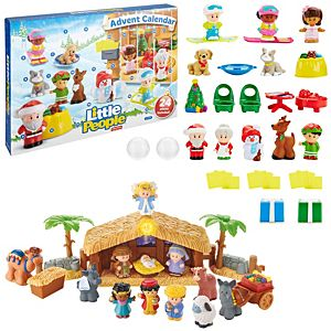 Little People® Christmas Story Gift Set