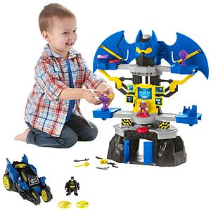Imaginext® DC Super Friends™ Transforming Batcave Gift Set