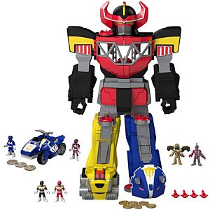 Imaginext® Power Rangers™ Morphin Megazord Gift Set