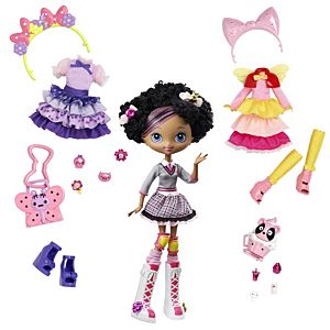 Kuu Kuu Harajuku™ Baby Fashion Doll + Fashions Gift Set