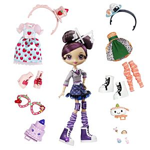 Kuu Kuu Harajuku™ Music Fashion Doll + Fashions Gift Set