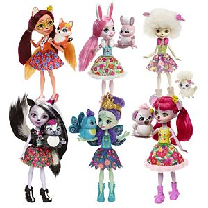 Enchantimals™ Animal Friends Gift Set
