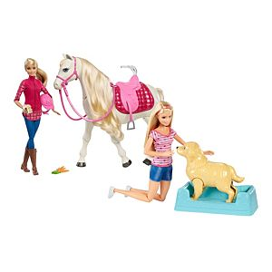 Barbie® Pet Pals Gift Set