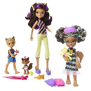 Monster High® Wolf Family Gift Set