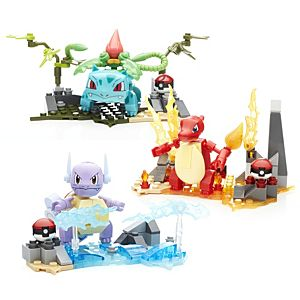 Mega Construx™ Pokémon™ Buildable Figures & Environments Gift Set