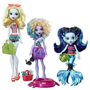 Monster High® Blue Family Gift Set