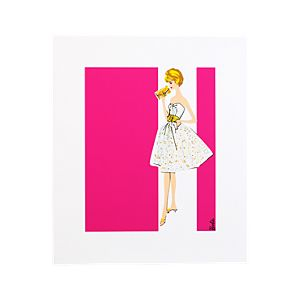 Barbie Art Print—Party Date