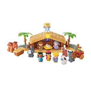 Little People® Christmas Story