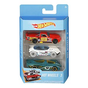 Hot Wheels® 3 Car Pack