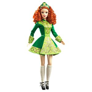 Irish Dance™ Barbie® Doll