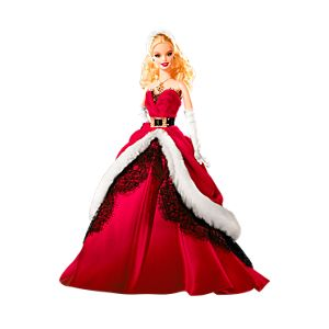 2007 Holiday™ Barbie® Doll