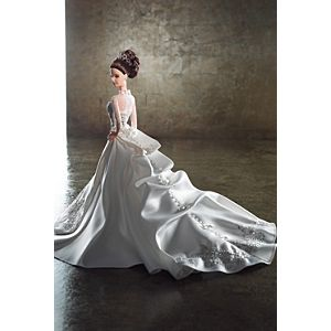 Reem Acra&#174; <em>Bride</em> Barbie&#174; Doll