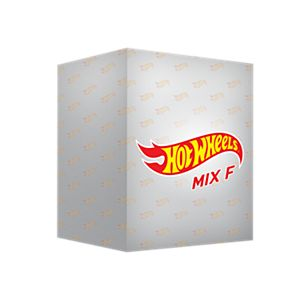 2016 Hot Wheels Mainline Case Mix F